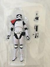 Star Wars Black Series First Order Stormtrooper Officer Amazon Exclusive Figure