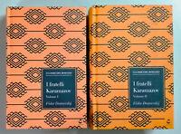 I fratelli Karamazov Dostoesvskij 2 Volumi Karamazoff Libro Nuovo Centauria Lux
