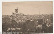 Worcester from Fort Royal Postcard, B447