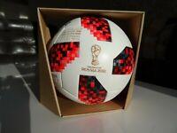 FIFA 2018 3rd Place ENGLAND BELGIUM 100% ORIGINAL ADIDAS MECHTA BALL TELSTAR