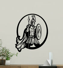 Gladiator Wall Decal Movie Decor Warrior Vinyl Sticker Military Poster 179xxx