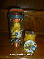 Fungus AmungUs Toxic Chamber Exclusive Yellow Superbug & 4 Blind Petri 2 Packs