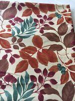 ANNE & ROBERT SWAFFER fabric curtain Upholstery material VISTA floral 3.2m Piece