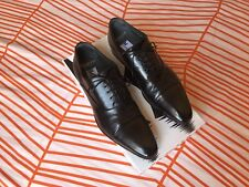 MORESCHI Oxford Classica scarpe uomo Bufalo black man shoes 100% MADE IN ITALY