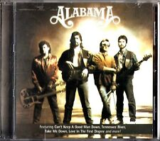 ALABAMA LIVE- 1988 Country/Bluegrass CD- Take Me Down/Tennessee River