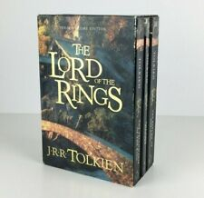 The Lord of the Rings by J. R. R. Tolkien (2002, Other, Movie Tie-In)