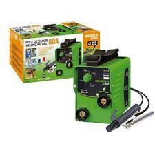 GYS INVERTER 2500 E-Hand Schweissgerät 80A 230V 1ph im Karton mit Zubehör 0130