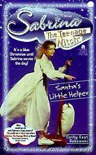 SANTAS LITTLE HELPER SABRINA THE TEENAGE WITCH 5