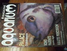 µ? Revue Aquarium Magazine n°49 Controle de niveau Bac pour poisson japonais