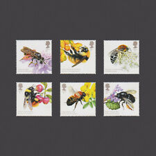 2015 Bees Mint Stamp Set