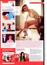 Natalie Dormer 1-page clipping 2014