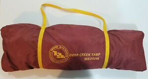 Big Agnes Deep Creek Tarp Medium - Tarp/Canopy Great for Events/Parties/Camping