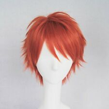 Mystic Messenger 707 Game Costume Cosplay Wig + Track Number +Free Cap