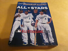 Kansas City Royals 2015 Baseball Insider  Vol. .4.2 ALL STARS  Gordon Perez Cain