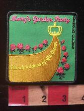MARY'S GARDEN PARTY Flower Patch Handmaiden's Of The Queen 81K2