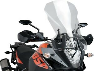 PUIG TOURING SCREEN (CLEAR) Fits: KTM 1290 Super Adventure,1190 6494W