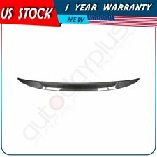 For BMW E92 M3 2dr Coupe Performance High Kick Carbon Fiber Trunk Spoiler Wing
