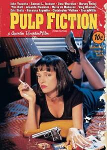 PULP FICTION NEW DVD
