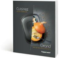 Tupperware neuf livre de recettes cuisinez grand 60 recettes! Pour les ultra pro