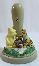 Brown Bag DISNEY Cookie Art Mold Press Winnie the Pooh Goes on a Picnic 1997