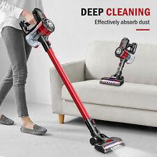 ONSON New Cordless Handheld Stick Vacuum Cleaner 2 in 1 LED Brush Floor Sweeper