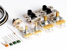 ToneShaper Wiring Kit, Jaguar