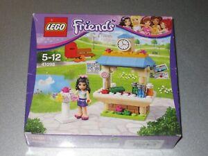 LEGO FRIENDS SET 41098 EMMA'S TOURIST KIOSK -  BRAND NEW