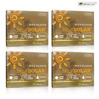 BETA-SOLAR 30-240 Capsules Tanning Pills Max Strenght Deep Tan Bronzed Carotene