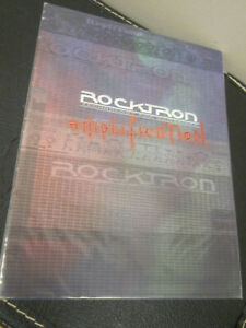 Rocktron Dealer Catalog 2002