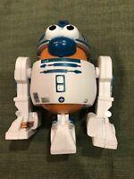 Mr. Potato Head Poptaters Star Wars R2D2 George Lucas Disney Droid