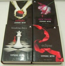 TWILIGHT Saga COMPLETA 4 volumi di Stephenie Meyer ed. Fazi