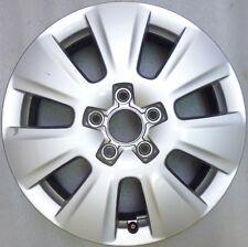 ORIGINALE Audi a3 8p Alufelge 6,5x16 et50 8p0601025bj jante Llanta Cerchione Rim