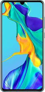 Huawei P30 128GB Dual-SIM Smartphone aurora Neuwertig