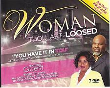 Woman Thou Art Loosed WTAL 2012 You Have it in You 7 Dvd T.D. Jakes - Sale-Rare!
