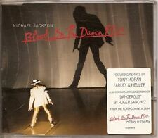 MICHAEL JACKSON Blood On The Dancefloor AUSTRIA CD EP