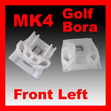 MK4 GOLF BORA ELECTRIC WINDOW REGULATOR CLIPS FRONT LEFT PLASTIC