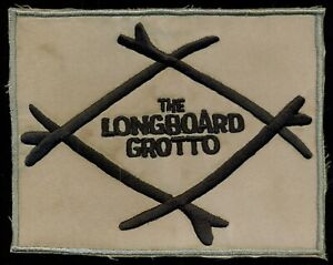 The Longboard Grotto Surboards Surf Patch CT4