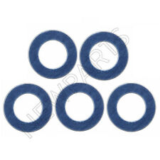 For Toyota Lexus Set of 5 Oil Drain Plug Washer Gasket Genuine 90430-12031