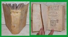 MAGIA – IL DE OCCULTA PHILOSOPHIA DI AGRIPPA – ALCHIMIA – LUGDUNI 1531