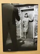 """Hildegard Knef (Pressefoto ´64) in """"Wartezimmer zum Jenseits"""""""