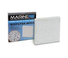 MarinePure High Performance Biofilter Media PLATE Bio Fresh & Saltwater Filter