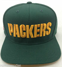 NFL Green Bay Packers Reebok Snap-Back Cap Hat Style # NF71Z  NEW!!