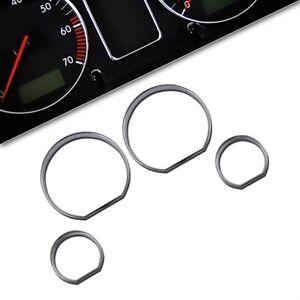 CERCLAGE COMPTEUR BMW SERIE 3 E46 1998-2005 330i 330d 330Xi 330Xd 325Xi CHROME