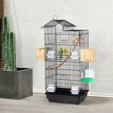 """SmileMart 39"""" Bird Cage for Mid-Sized Parrots, Cockatiels or Parakeets"""