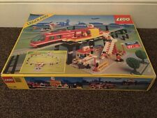 Lego Airport Shuttle Monorail 6399 Vintage Town Set Rare NEW Boxed 1990