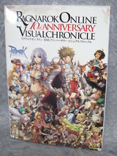 RAGNAROK ONLINE 10th Anniversary Visual Chronicle Illustration Art Book *