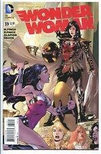 WONDER WOMAN 39 VARIANT 1:100 LUPACCHINO DC COMICS 2015 NM