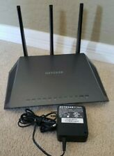 Netgear AC1900 1300 Mbps 4-Port Gigabit Wireless AC Router (R7000)