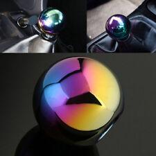 Neo Chrome Universal Car Ball Gear Shift Lever Auto Manual Knob Shifter Stick