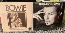 David Bowie Changes Now & I'm Only Dancing Bundle RSD 2020 Exclusives LIMITED!